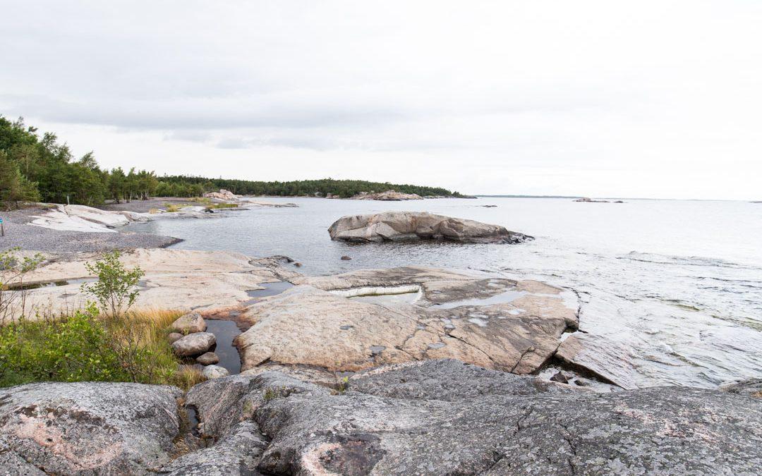 Jussarö – Upein osa Tammisaaren kansallispuistoa