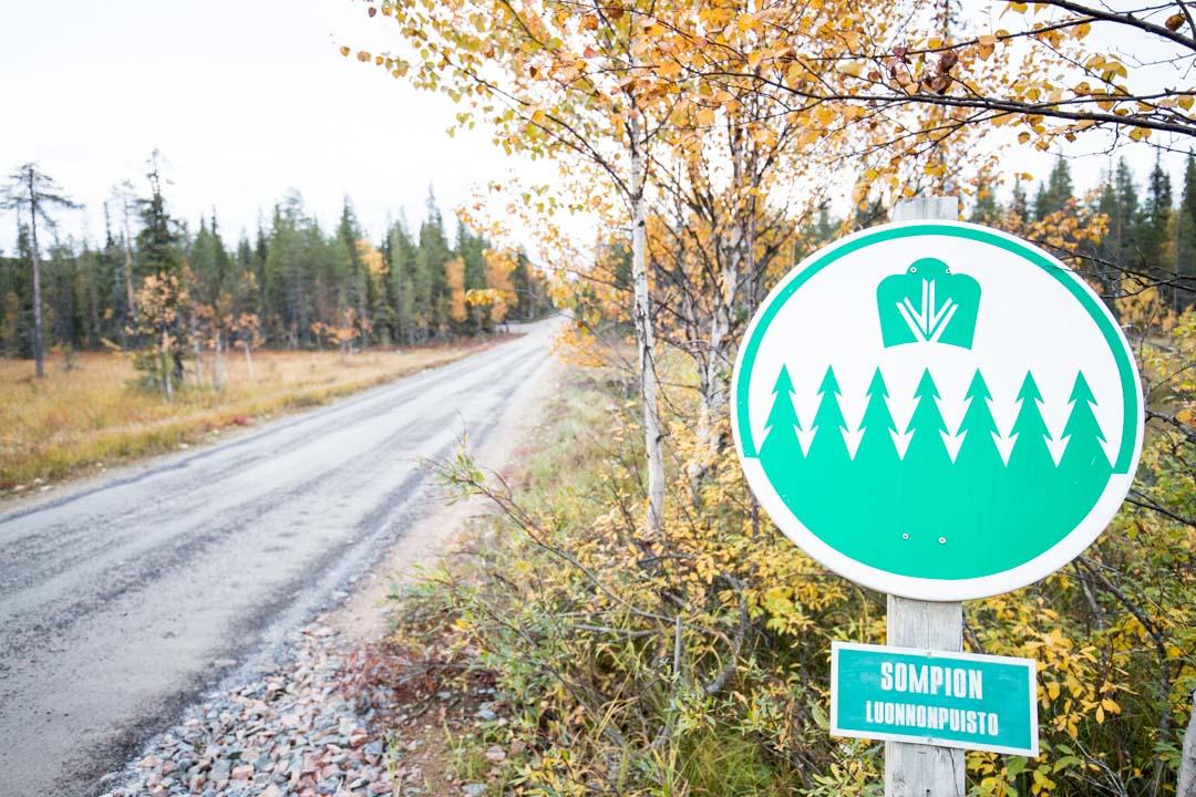 Sompion luonnonpuisto